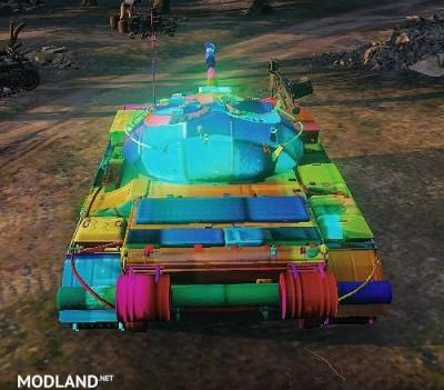 T-54 Skin 1.0.2.4++ [1.0.2.4], 2 photo